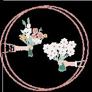 Icoon bloemen